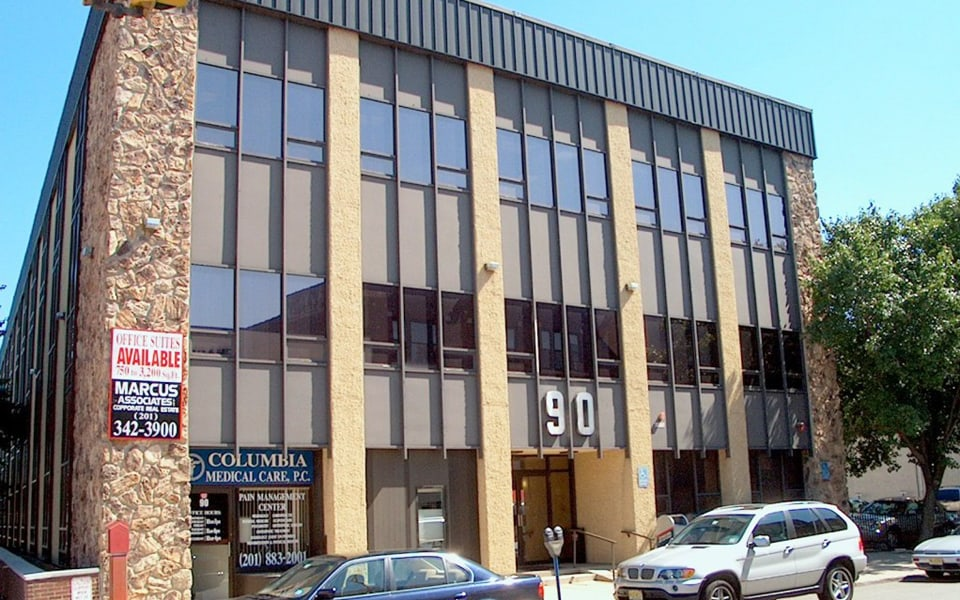 Multi-Tenanted Office/hq For Marcus Associates – Hackensack, Nj