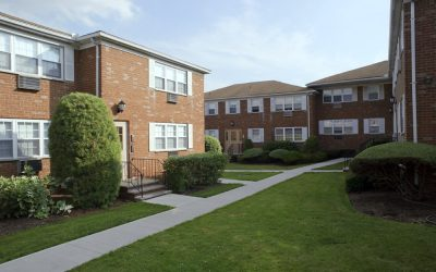 Cliff View Gardens – Wood-Ridge, NJ – 124 unit garden apartment complex
