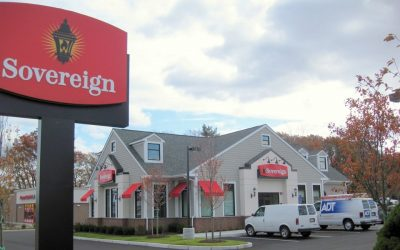 Sovereign Bank Branch – Coventry, RI (Outparcel)