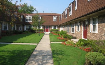 150 unit garden apartment complex  – Sutton Place, Norwood, NJ